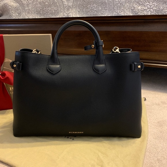 Burberry Handbags - *AUTHENTIC* Large Banner Bag - BURBERRY